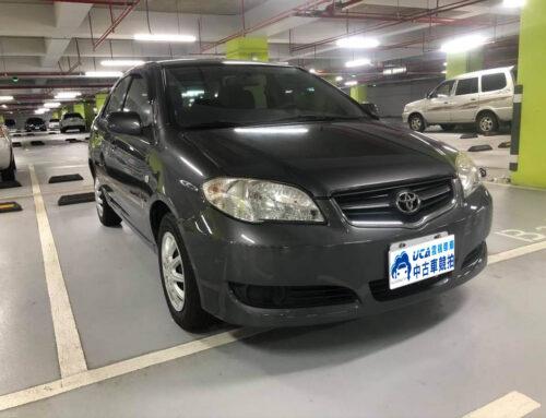 2011年 、Toyota Vios,1500cc、四門小車、 原版件、無待修、一手車、冷氣冷、引擎安靜