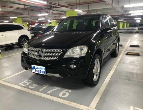 Benz-ML350-已售出