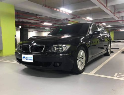 2006年、BMW 740li 大七 E66 加長型 里程:10萬公里(持續增加中)(車牌為Demo用)
